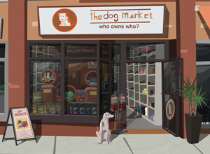 The Dog Market Store