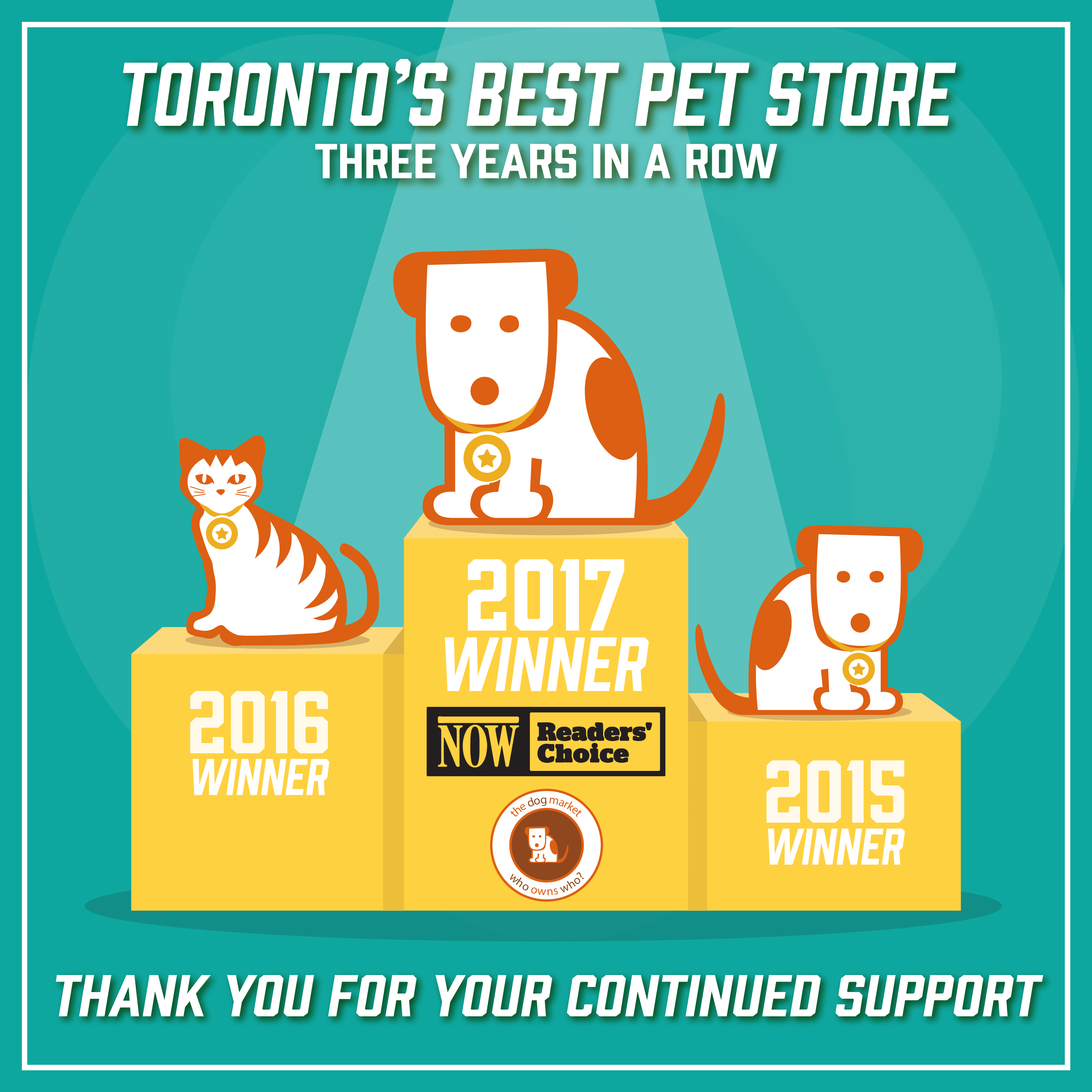 The Best Dog Store Toronto | The Dog Market in The Beach